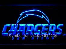 b803-b San Diego Chargers alternate Neon Light Sign(China (Mainland))