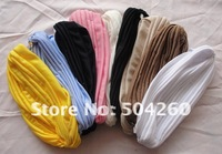 LRD83004 Free shipping crepe islamic inner hats,islamic crepe headgear in cotton material