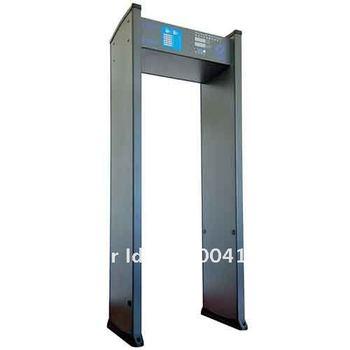 Six Zones Walk Through Metal Detector TX-200A