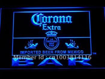 418-b Corona Bar Beer Extra Neon Light Sign