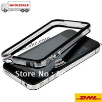 Phone cases for  iphone 4  bumper Case for Apple iPhone 4  Mix colour  DHL Free Shipping