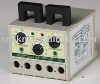 Electronic motor protection Relay,over current (overload ) protection,Phase loss (phase failure ) protection