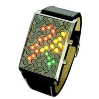EMS free shipping wholesale 30pcs/lot LED lights peanut wristwatch/ fashion LED watch/ LED wristwatch
