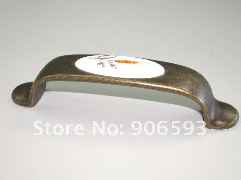 Zinc alloy classic tastorable cabinet handle\100pcs lot free shipping\furniture handle\cabinet handle(China (Mainland))
