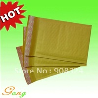 Free Shipping Wholesale 14pcs/lot practical 185*205mm bubble envelope padded envelopes paper envelope bubble mailer bag