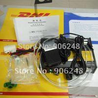 Free shipping pu doming machine epoxy doming machine, automatic glue dispenser