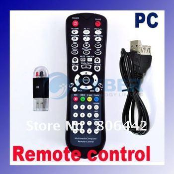 IR USB Mouse Media Desktop Computer PC Remote Controller Control Media Center 1656
