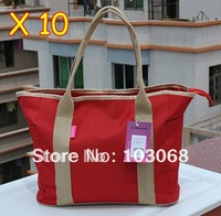 Wholesale 10pcs/lot Fashion Baby Diaper Bag Handbags & Bags Free EMS Shipping
