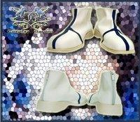 Wholesale Free Shipping hot selling Cheap Halloween Cosplay Shoes & Boots Bleach Ishida Uryu S0203