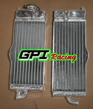 OVERSIZE FOR YAMAHA YZ125 YZ250  YZ 125 YZ 250 1995 95 dirt bike motocross alloy aluminum Radiator