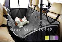 Wholesale Pet Supplies Pet Dog Car Seat Cover Waterproof Hammock Grey