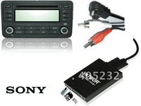 Car MP3 Player digital music cd changer interface with USB/SD/AUX for Sony head unit