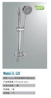 Free shipping Round Bathroom Chrome Shower Set Brass Shower Mixer Shower Faucet TL-310