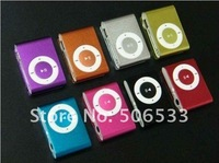 NEW MINI Clip digital MP3 Player Support 8GB 4GB 2GB Micro TF card in box free shipping