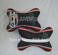 Car seat,headrest automotive car pillow,Juventus football car pillow,10pcs