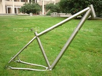 29er Titanium Mountain Bike Frame
