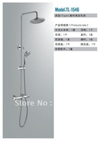 Free shipping Fashion Bathroom Shower Set Shower Faucet Set With 5 Year Warranty TL-1546