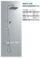 TL-1549 10inch Bathroom Fashion Shower Set Shower Faucet Set With 5 Year Warranty