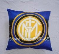 Car seat,headrest automotive car pillow,Inter Milan football car pillow,10pcs