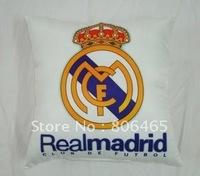 Car seat,headrest automotive car pillow,Real Madrid football car pillow,10pcs