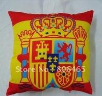 Car seat,headrest automotive car pillow,Spain football car pillow,10pcs