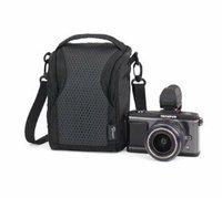 Lowepro Munich 100 Munich100 Black Digital SLR Camera Bag Backpack A07AAHF001