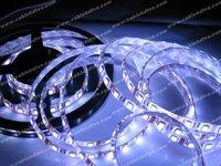 White 150leds IP65 waterproof LED Strips 30led/M SMD5050 led strip Christmas 12v  5pcs/lot DHL free ship