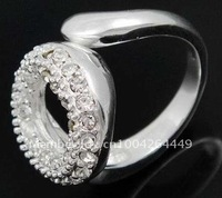 Directly factory price,Outstanding quality. Free Shipping 925 Sterling Silver ring, 925 Sterling Silver jewelry ,ring...R10
