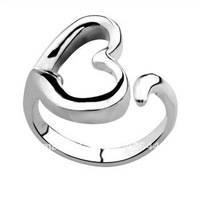 Directly factory price,Outstanding quality. Free Shipping 925 Sterling Silver ring, 925 Sterling Silver jewelry ,ring...R13