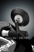 High Quality Mirrors,Italy design CNC Flame Mirrors ,Universal fits all 10mm/8mm Tread Motorcycles
