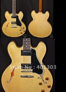 Guitar Brand new es335 quality jazz electric guitar lowest price best quality