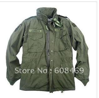 Outdoor military dress based double lightning men's charge garments