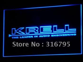 k042-b Krell Audio Home Theater Gift Neon Light Sign