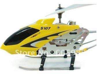 Syma S107G 3.5ch mini rc metal helicopter gyro free shipping usb model radio remote control S107 r/c heli helicoptor plane