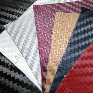WHOLESALE Clothing 3D carbon fiber film-(panel face deco artion)-flexible-all-purpose film-(1.27*30M)-color option(China (Mainland))