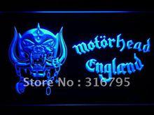 c202-b  Motorhead England Neon Light Sign(China (Mainland))