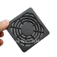 60mm Dustproof Dust Fan Filter For PC Computer Fan Black Color