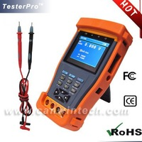Stest-894 CCTV tester Pro with Digital multimeter and PTZ tester