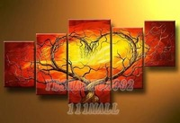 oil paintings wall art  picture canvas home decor Modern decor art oil painting wholesale  C109