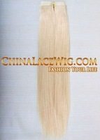 Skin weft /hair extension--India remy hair skin weft