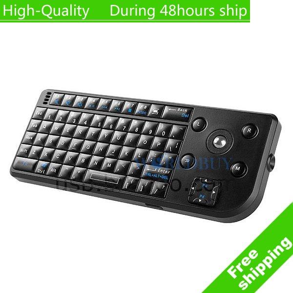 High Quality wireless keypad 2.4G Mini Wireless Keyboard Trackball mouse Laser presentation pen Free Shipping UPS DHL HKPAM CPAM(China (Mainland))
