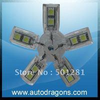 Free Shipping!car led tail/rear light,15 leds,5050 SMD LED car lamp,STAR-SMD15,1157