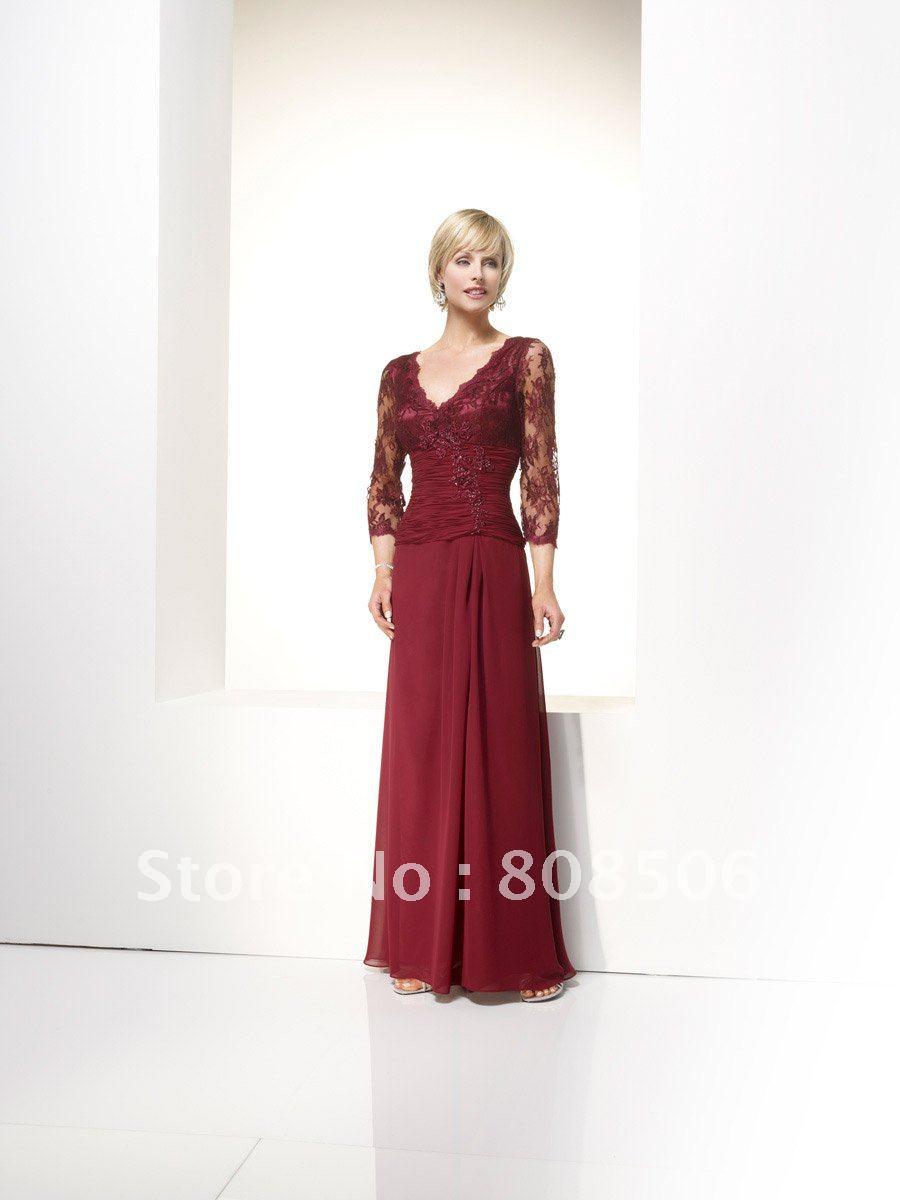 nouveau style élégant ol6010 fashional belle mère de la mariée ...