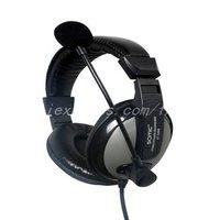 Somic ST-2688 Stereo HeadBand Headphone/Headset with Mic Fast & Free shipping