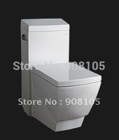 2014 hot sale wholesale CE certificate UPC certicate one-piece toilet ceramic toilets water closet s trap
