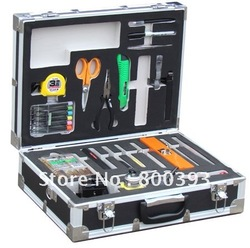 Wholesales, Optical Tool Box / Optical Fiber Splice Installation Kit /Field-Installable Fast Connector &amp; Mechanical Splice Kit(China (Mainland))