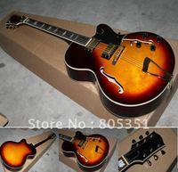best 2011 new Arrival Sunburst ES175 Custom jazz electric guitar