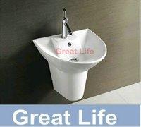 Free shipping   art basin , ceremic wash 3041H basin