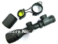Free Shipping 2-6x32AOE Riflescope 5pcs/lot
