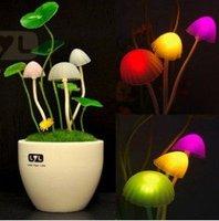 LED Avatar Mushroom Lamp Night Lighting With Sensor Light Function and Energy Saving BEST SELLING!